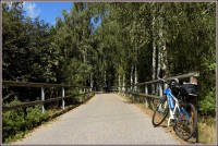 Cyklostezka po zrušené trati