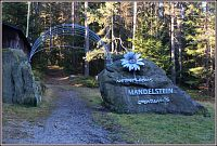 Novohradské hory - Mandelstein