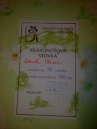 Krakonošova 100 2014