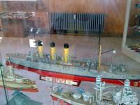 Muzeum papirových modelu v Polici n Metuji