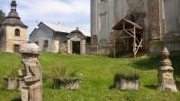 Pečení chleba v obci Štolmíř