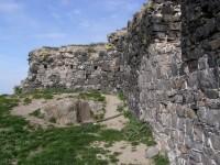 jádro hradu