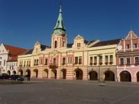 náměstí v Mělníce