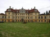 zámek Hořín