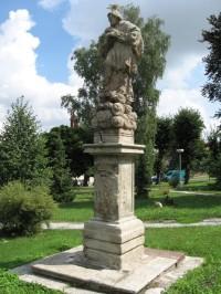 sv. Jan Nepomucký v Zásmukách