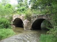 kamenný most ve Vlčím dole