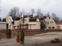 konferenční centrum Atis ve Štiříně