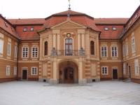 zámek Štiřín