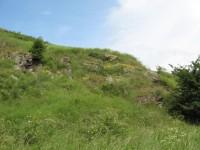 údolí potoka Výrovka