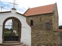 gotický kostel v Třebovli