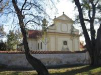 kostel v Lobkovicích