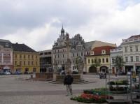 náměstí v Kolíně