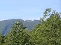 Velký Javorník – místo s krásnými výhledy do kraje.