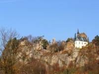Rozhledna Kopanina, skalní plošina Drábovna – krásná místa nad Malou Skálou