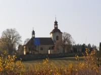 Zdechovický kostel