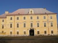 zámek Zdechovice