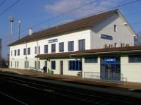 Řečany nad Labem - nádraží