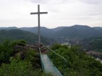 vyhlídka Mlynářův kříž