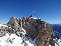 Zugspitze -  nejvyšší hora Německa
