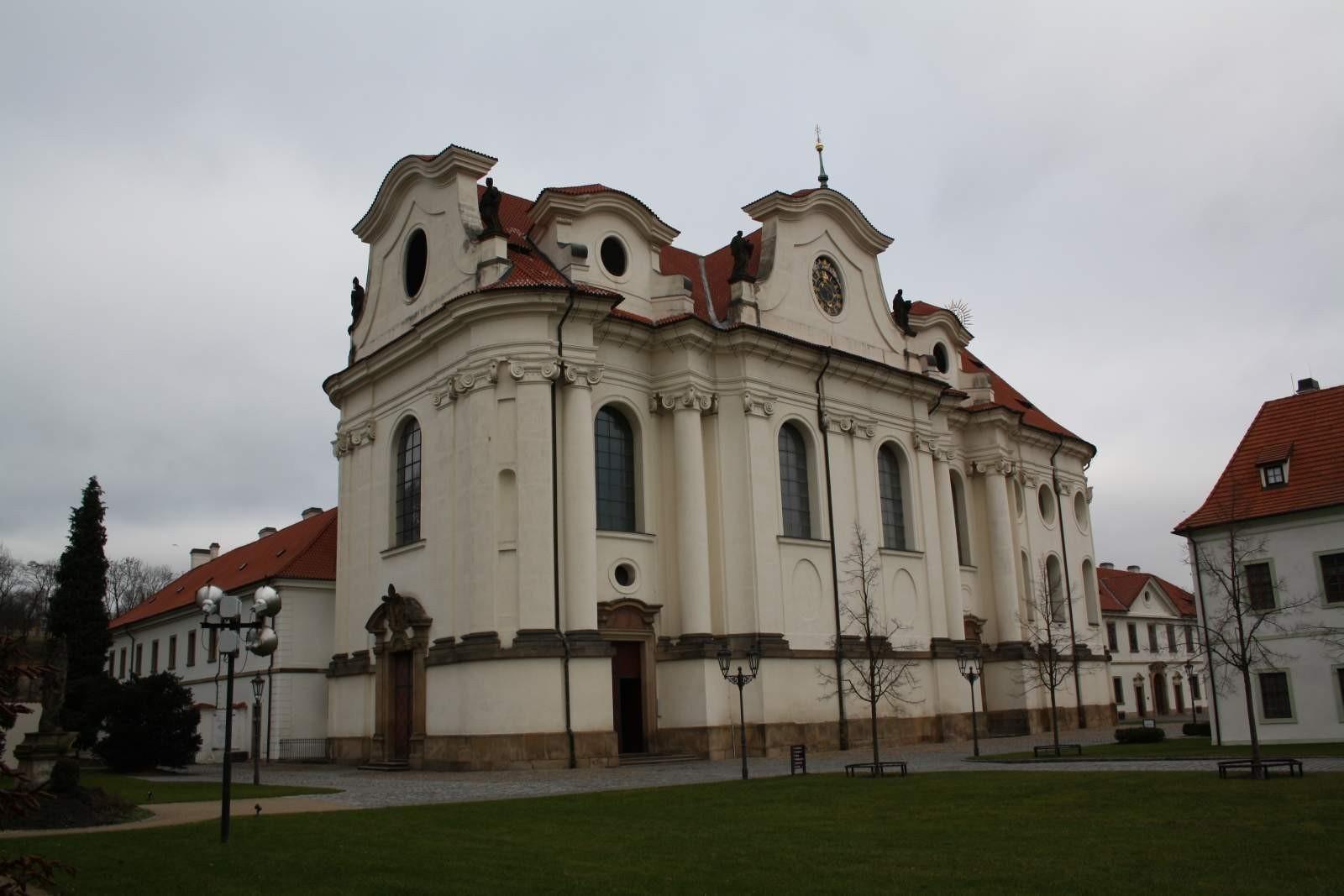 Klaster Praha Klášter Praha