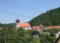 místní kostelík