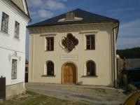 Synagoga Úsov - Mohelnicko