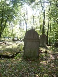 Židovský hřbitov - Třebotov