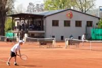 Malí tenisté