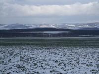 České středohoří (např. Buková hora) - pohled z vrchu Na horách (u Rohatců)