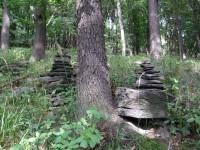 Kamenní paňáci z Kletečné