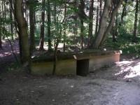Podchod pro zvěř u Bunče