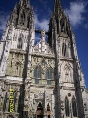 Chrám Sv. Petra - Regensburg