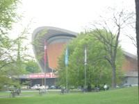 Haus der Kulturen der Welt - Berlín