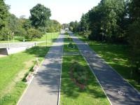 Olomouckými parky