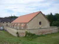 Olomouc - Barokní prachárna (Korunní pevnůstka)