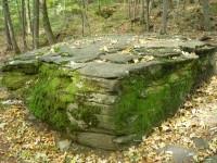 Mystické místo - Oltářní kámen