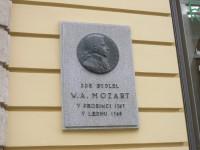 Mozart v Brně II