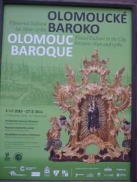 Baroko v Olomouci
