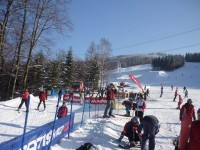 Skiareál Kouty nad Desnou II