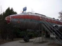 Olomoucí k letadlu TU 134