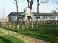 Vojenský hřbitov v Olomouci - světový unikát