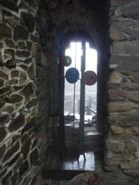 Helfštýn - kovářské okno