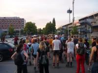 Hepa BladeNight - Noční bruslení tentokrát v Olomouci