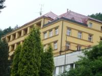 Teplice nad Bečvou – Lázeňské sanatorium Janáček