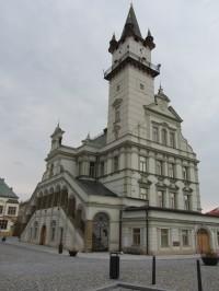 Uničov - radnice