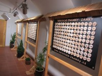 Výstava - turistické známky, Uničov 2011