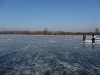 Bruslení u Olomouce na jezerech Poděbrady
