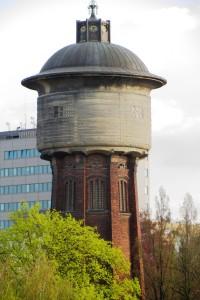 Michelská vodárenská věž Jana Kotěry