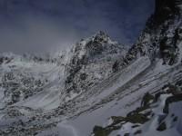 Rysy 2503 m n.m.