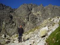 Gerlachovský štít 2655 m n.m.
